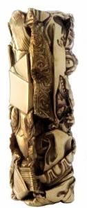 Statuette d'après une compression de l'artiste César